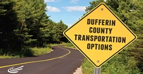 Dufferin Transportation Options