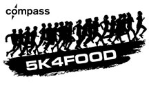 Compass 5K4Food Fun Run