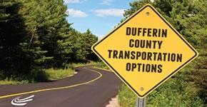 Dufferin Transportation Options