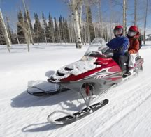 Provincial Snowmobile Safety Week