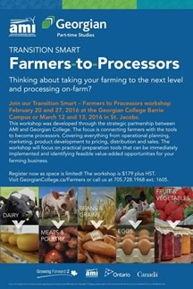 Farmers-to-Processors