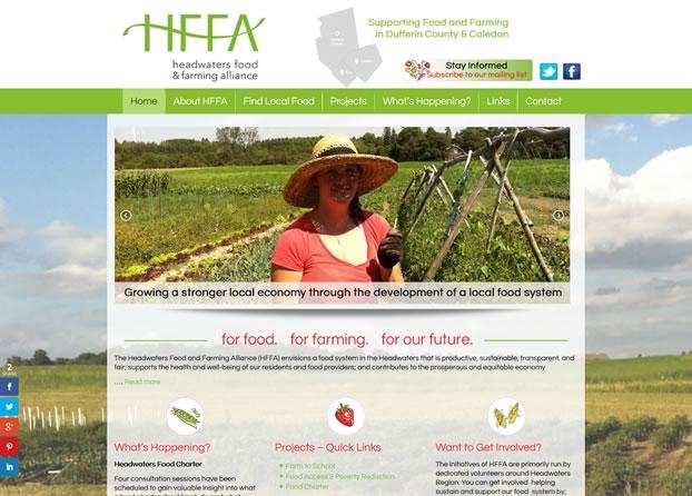 HFFA Web Site